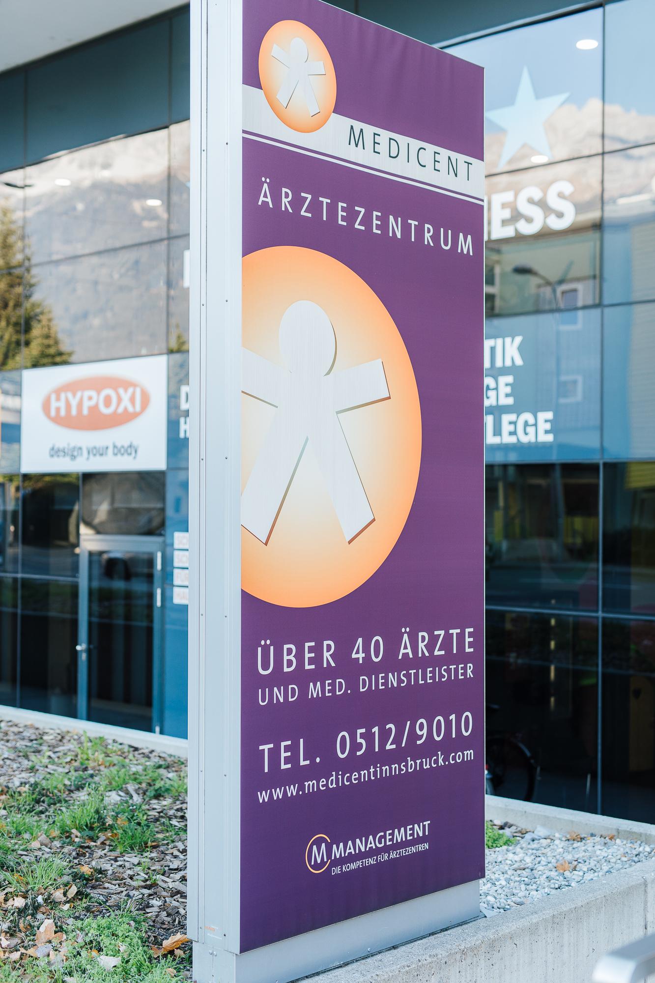 Dr. Martin Dostal Praxis Medicent Innsbruck
